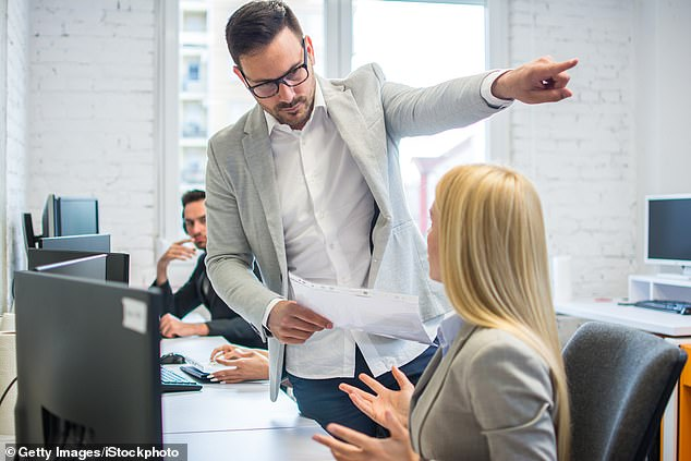 Story time: Twitter users are sharing the strange reasons they have gotten fired from their jobs as part of aviral hashtag trend (stock image)