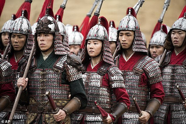 Chinese authoritiestold major media outlets not to cover Disney's release of Mulan after controversy over its ties to Xinjiang erupted, four people familiar with matter told Reuters