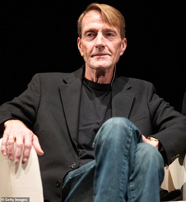 Lee Child said that Mantel's trilogy of novels is 'one for the ages', but added: 'There were books that were better, that's all I can say personally.'