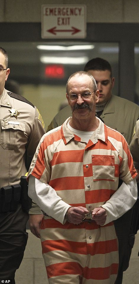 William Clyde Gibson was convicted of killing three women