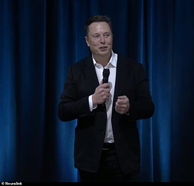 The Australian scientists are just one of many working towards connecting the brain to a computer, as Elon Musk has also been designing a chip that he demonstrated in pigs recently