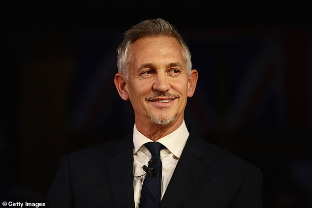 Football pundit Gary Lineker has agreed to take a cut of 23 per cent on his salary of £1.75million