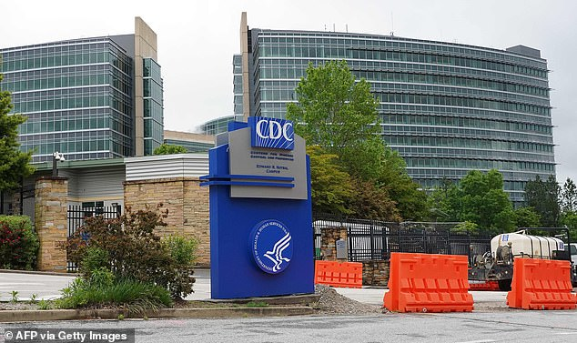 The CDC admitted in its deal with private company Mitre in June that its disease monitors were unable to keep up with the spread of COVID-19 - but sang a different tune publicly