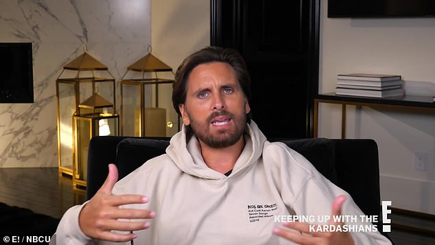 Spin-off: He also starred in his own E! Flip It Like Disick spin-off that focuses on its home-flipping business, which debuted last year on E !, though it has yet to be renewed for a second season.