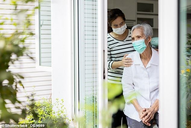 File Image: Caroline Abrahams, charity director at age UK has said 'with so much death and suffering in care homes to date there is absolutely no room for complacency'