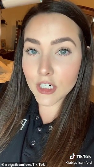 Another TikTok user by the name of Abigail Samford also shared a one-minute review comparing her favourite beauty products