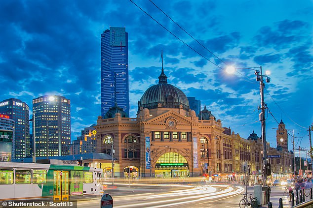 Melbourne (pictured) will take the biggest hit of $12million, before postcode 3029, which covers Tarneit and Hoppers Crossing in the city's west, will lose $7million