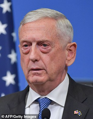 Former Defense Secretary Jim Mattis