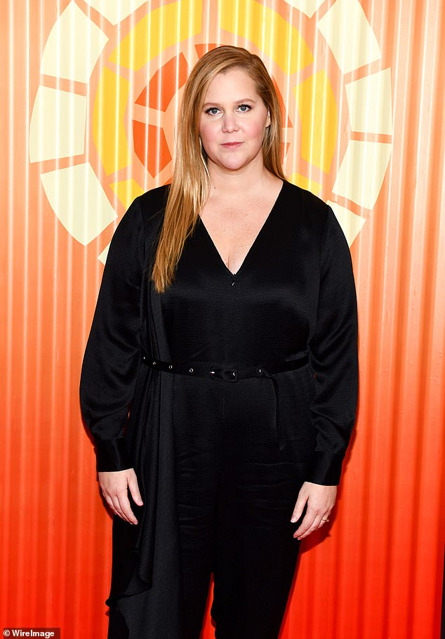 Amy Schumer has also joined the boycott. The woman who once said: 'I used to date Hispanic guys, but now I prefer consensual'