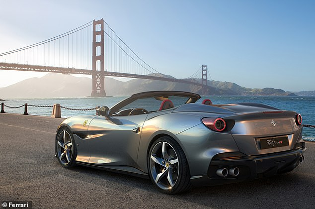 Ferrari's first pandemic launch: This is the new Portofino M, which is the legendary Italian car maker's new 'everyday supercar'