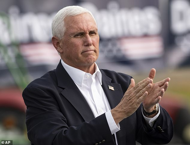 Vice President Mike Pence said the Trump campaign is looking to turn Minnesota blue this year and see hanging on to Arizona and Florida as key to winning a second term