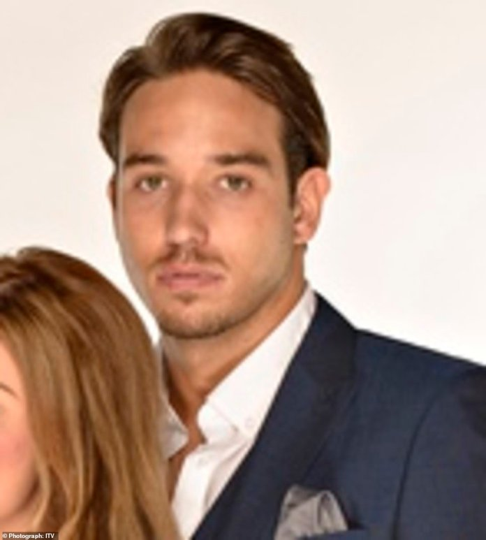 Changing look:Far from it only being the women of the show who have altered their appearance, male cast members including James Lock have succumbed to the surgeon's knife during their time in the spotlight (pictured in 2012)