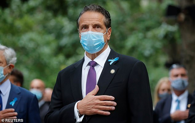 Governor Andrew Cuomo issued a desperate plea urging the richest residents to return to the city to help save it from economic ruin