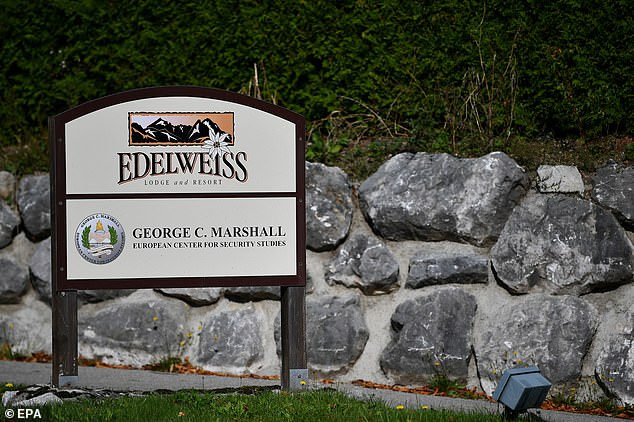 The Edelweiss Lodge and Resort, which is reserved for members of the American military, their families and veterans, has also shut down completely for two weeks