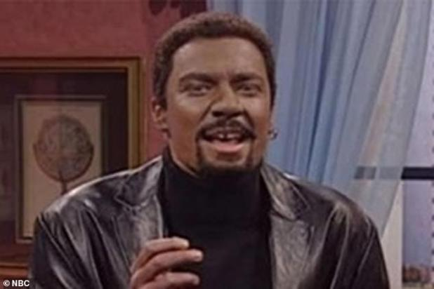 Yikes: Earlier in the summer a 2000 SNL sketch where Jimmy imitated the rock in blackface, trended #JimmyFallonIsOver online again on Twitter and garnered widespread attention from the media.