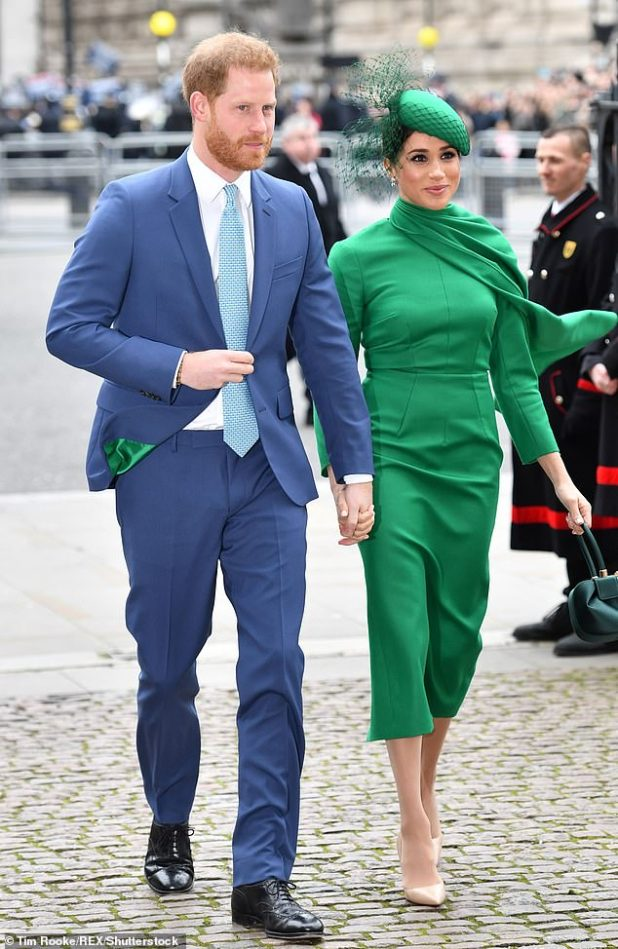 Meghan and Harry have been together for a year.  This month, it emerged that he signed a multiyear deal with Netflix, saying it would be priced above $ 100 million