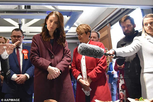 The nation, led by Prime Minister Jacinda Ardern, saw its economy shrink by a record 12.2 per cent in the second quarter