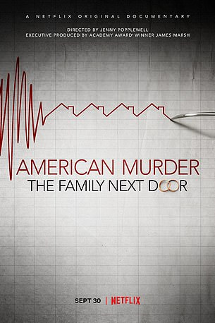 New Netflix documentary 'American Murder: The Family Next Door' will air on September 30