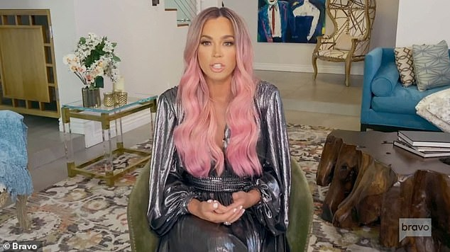Sharp query: Teddi Mellencamp asked Denise how she knew so much about Brandi if they weren't pals
