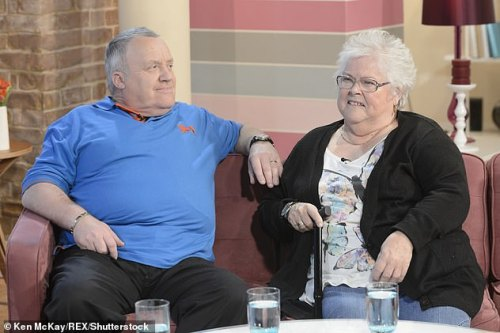 Clive and Brenda