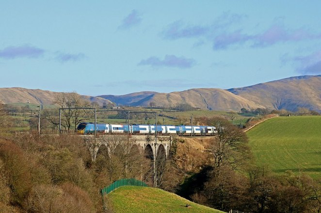 A mouthwatering hors d'oeuvre to the wind-ravaged wilds of Scotland is served up by the West Coast Main Line, which skirts the Lake District and the Yorkshire Dales and offers eye-popping views of the North Pennines, too