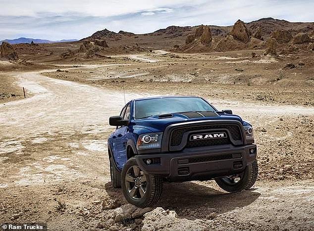American based RAM (pictured) is a new player in Australia, and while not edging out other best-sellers like the Mitsubishi Triton, it has found a niche with sales in Australia steadily rising