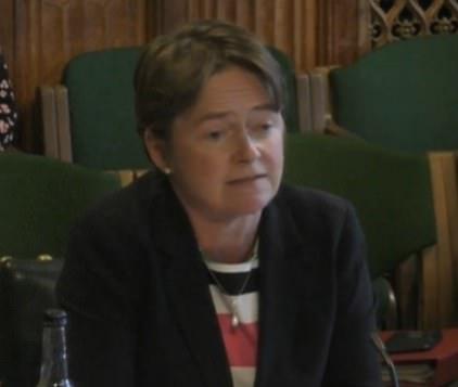 Baroness Harding