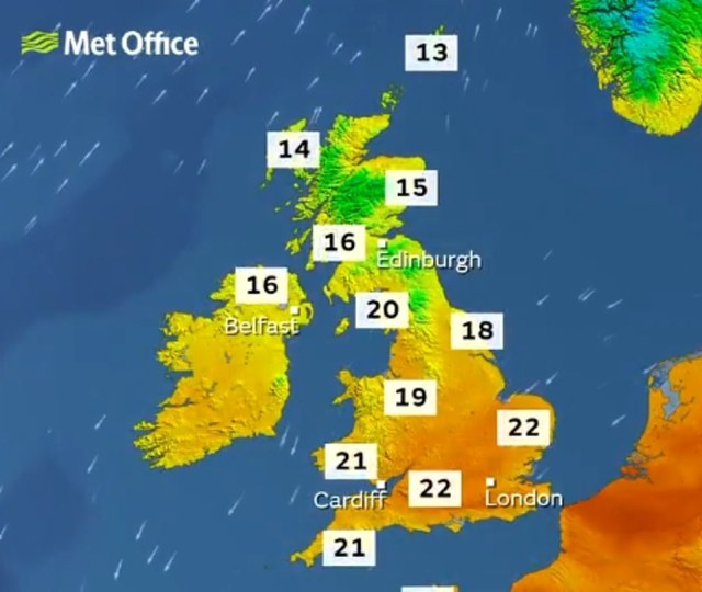 Warm air from mainland Europe has triggered some unlikely September sun with temperatures expected to climb to around 22C in London at the weekend