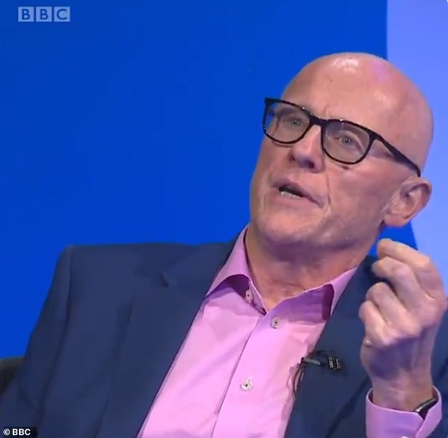 Phones4U entrepreneur John Caudwell accused the block of engaging in 'absolutely abhorrent' to make an example of Britain that would stop other nations following them out of the bloc.