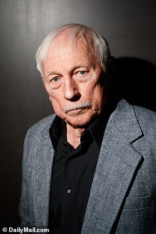 Pictured: Ron Miscavige, former member of the Church of Scientology and father to David Miscavige