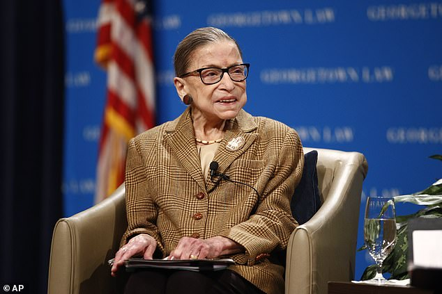 It was thethe dying wish of late Supreme Court Justice Ruth Bader Ginsburg that Trump not nominate her replacement but he is set to defy it and nominate in the coming days