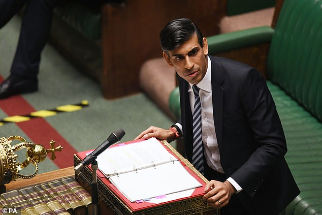 Rishi Sunak is considering a freeze on benefits and public sector pay as he tries to get a grip on the spiralling cost of the coronavirus pandemic ¿ and boost his own political ambitions