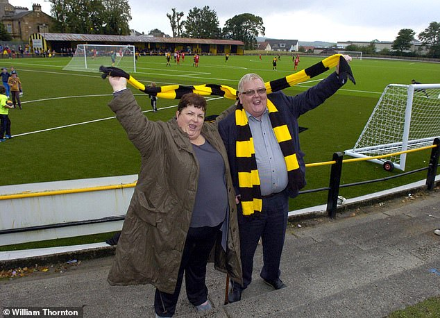 The former TV cameraman owned shares worth £272,000 in his beloved Partick Thistle FC, which helped to set up the Thistle Weir Youth Academy