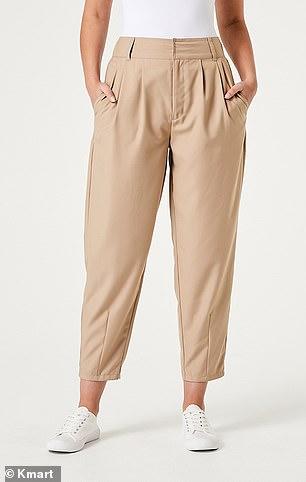 Save: Kmart's$22 Tapered Leg Pants