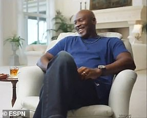 Took that personally: Michael Jordan 10-part docuseries The Last Dance won Outstanding Documentary or Nonfiction Series