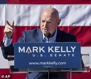 Pictured: Mark Kelly