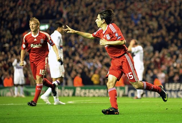 Dirk Kuyt and Yossi Benayoun were surprise inclusions as forwards either side of Didier Drogba