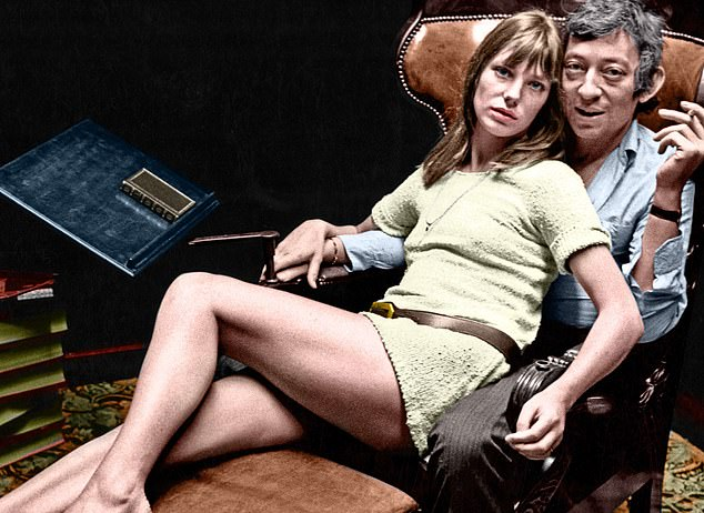 A dishevelled, chain-smoking alcoholic, to British audiences it was his chart-topping 1969 duet with posh British actress Jane Birkin, 'Je t'aime . . . Moi non plus', that crystallised his reputation as a flamboyant — and highly dangerous — ladies' man