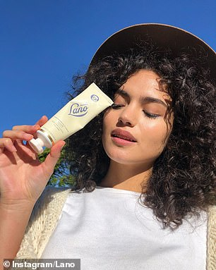 Kirsten's favourite product is still the tried-and-tested $18.99 101 multi-purpose balm