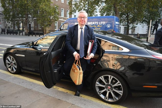Michael Gove today confirmed the Government is ditching its back to work drive as he said people who can work from home should now do so