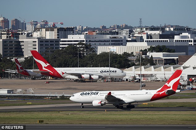 Qantas is also expected to add flights from Sydney to Adelaide this week along with budget airline Jetstar