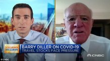 Billionaire Barry Diller Says There is 'Great Speculation' in the Stock Market as He Urges People to Save Their Cash and Calls TikTok Deal a 'Crock'