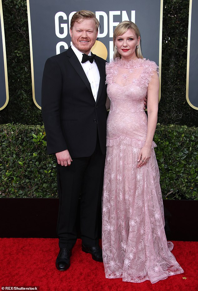 Family life:The notoriously private couple welcomed Ennis in 2018, just two-years after going public with their romance. They got engaged in 2017; Jesse and Kirsten in January