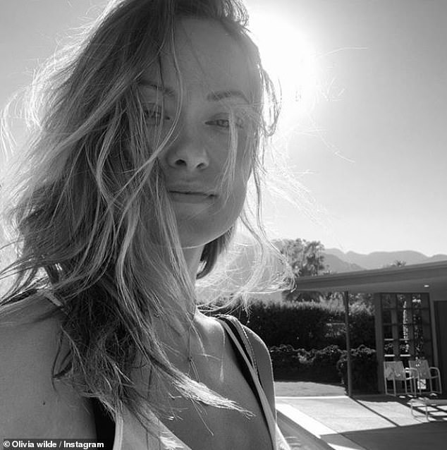 Switched coasts: The former House star has been spotted riding regularly as she and her family reside in Southern California after moving west when the coronavirus shut down NYC