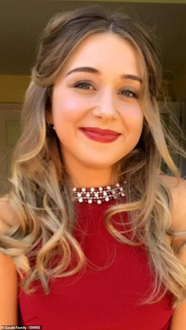 Ellie was studying for her A-Levels when her ex-boyfriend arrived at her home and stabbed her at least 13 times