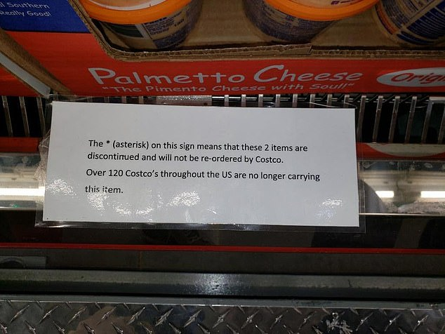 Costco has pulled Plametto Cheese products from its shelves at 120 stores nationwide after the company founder's controversial comments about Black Lives Matter