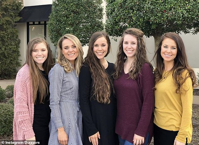 Guess which ones are the most judgmental! She said'not all of' her siblings 'are cool with' her choices, 'but some of them are more cool with it than others'