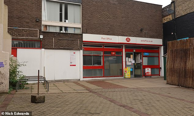 The post office on Balham High Street told customers it would not be able to collect any collection