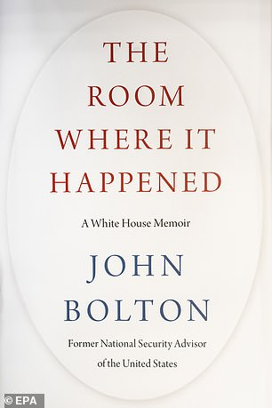 John Bolton's best-selling book continues to create controversy