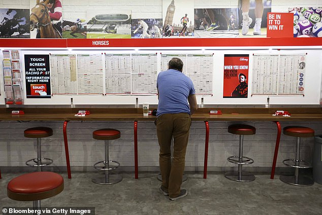 Gambler Terry Allan, 57, was betting around £400,000 a week and is suingLadbrokes for £3.3m